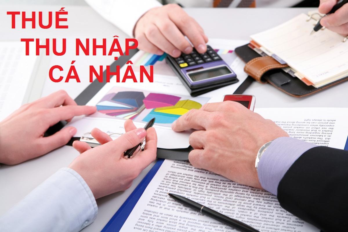 nghĩa nghĩa vụ thuế TNCN