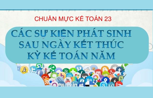 Chuẩn mực kế toán Việt nam số 23