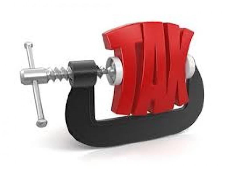 Chênh lệch số liệu trên sổ thuế