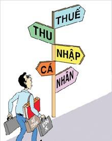 Hướng dẫn về thuế TNCN