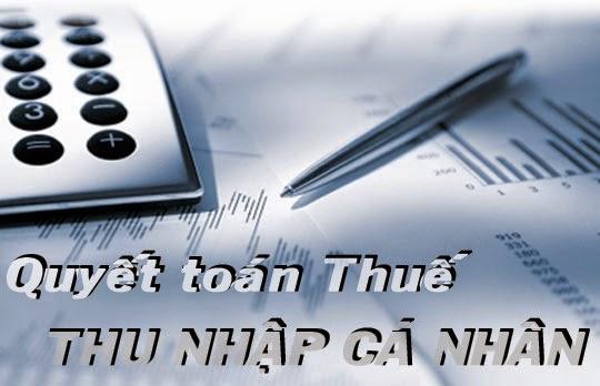 Hồ sơ quyết toán thuế TNCN