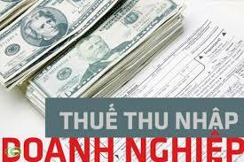 hoàn thuế TNDN