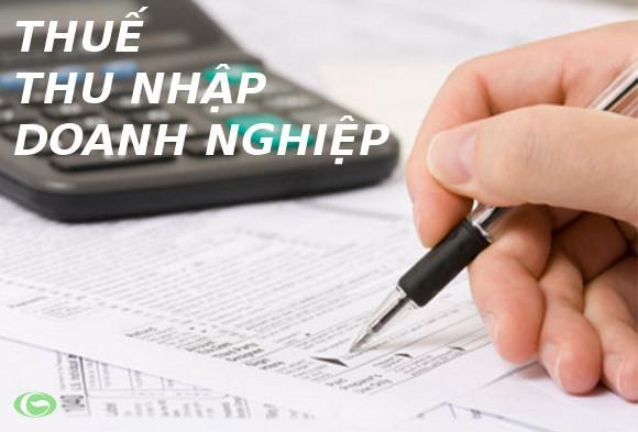 chính sách thuế TNDN