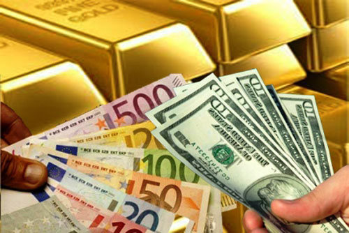 Hóa đơn dịch vụ kinh doanh vàng