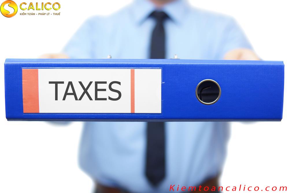 bổ sung hồ sơ khai thuế