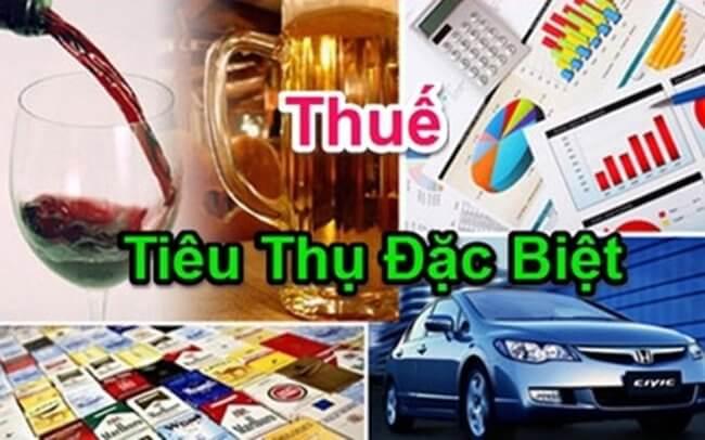 thuế TTĐB