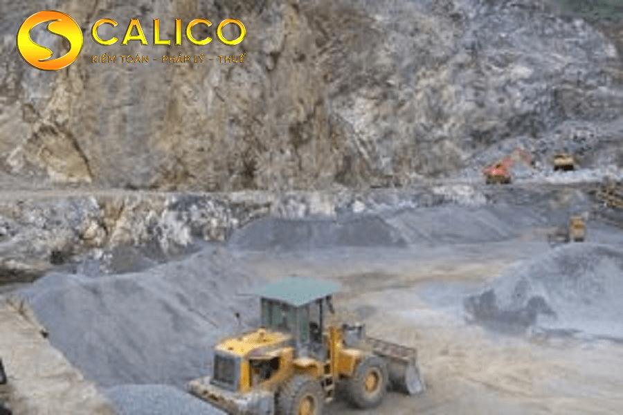 thu tiền cấp quyền khai thác khoáng sản đối với trường hợp chưa nộp