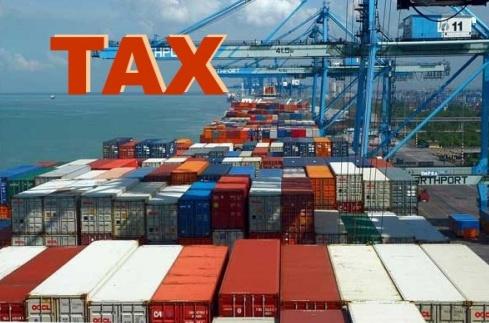 thuế GTGT hàng nhập khẩu