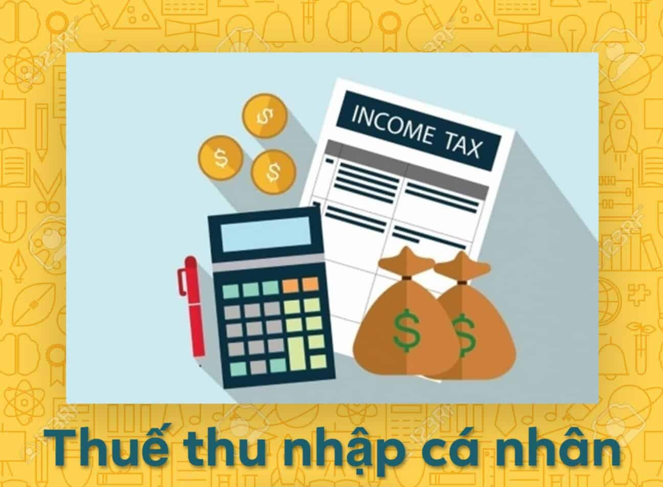thuế thu nhập cá nhân